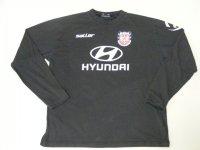 FSVフランクフルト10/11 マリオ・フィリンガー トレーニングシャツ選手実使用
