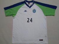 湘南ベルマーレ01#24(田辺 和彦) トレーニングシャツ 選手支給品 XO