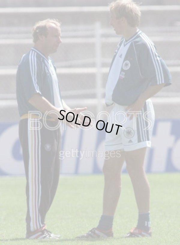 画像5: ドイツ代表98/00(A)ユルゲン・クリンスマン  ユニフォーム M adidas