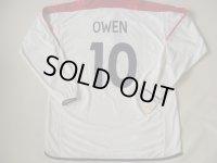 イングランド代表03/05(H)マイケル・オーウェン
