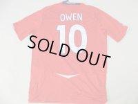 イングランド代表08/10(A)マイケル・オーウェン