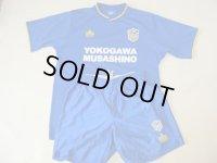 横河武蔵野FC04/05?#27 選手実使用トレーニングシャツ上下セット