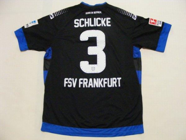 画像1: FSVフランクフルト13/14(H)ビヨルン・シュリッケ 選手実使用直筆サイン入り