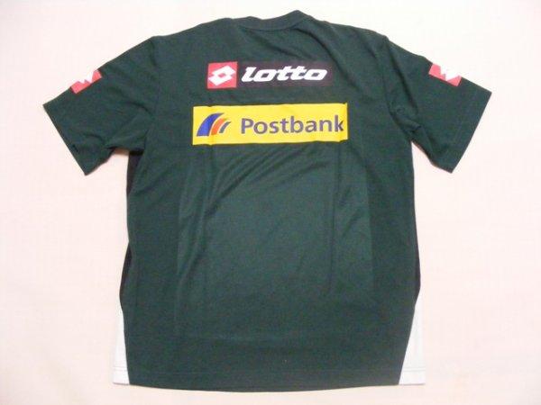 画像2: ボルシアMG10/11 マルコ・ロイス トレーニングシャツ上下セット選手実使用