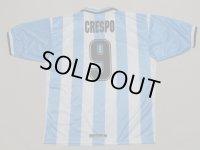 アルゼンチン代表99/00(H)エルナン・クレスポ ユニフォーム XL