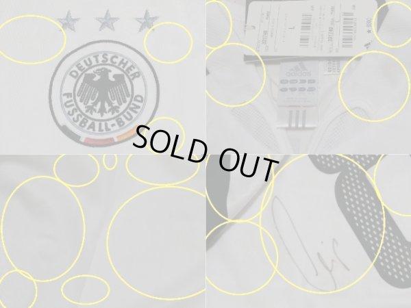 画像3: ドイツ代表04/05(H)トルステン・フリングス サイン入り 汚れ多し