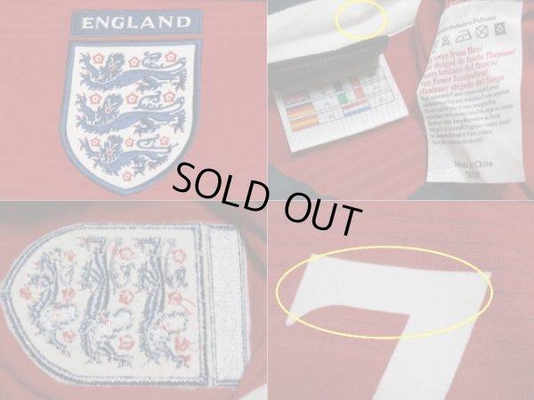 画像3: イングランド代表99/01(A)デビッド・ベッカム