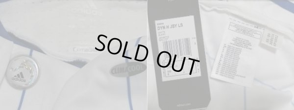 画像3: 【値下げ】ディナモ・キエフ09/10(H)アンドリュー・シェフチェンコ ユニフォーム 選手用ストック放出品 L  adidas