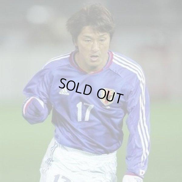 画像4:  日本代表04/05(H)三浦 淳宏 市販選手用(オーセンティック)