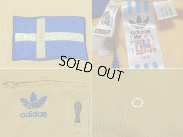 画像3: スウェーデン代表 adidas originals ジャージ