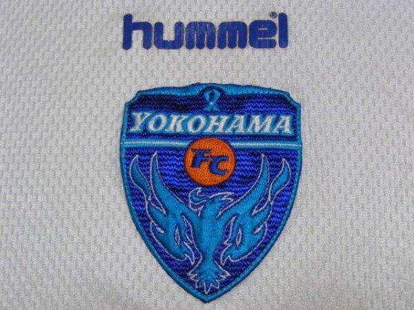 画像3: 横浜FC  トレーニングシャツ スタッフ支給品?