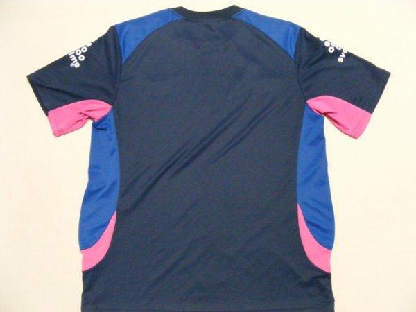 画像2: 町田ゼルビア15 松下 純土 トレーニングシャツ上下 選手実使用
