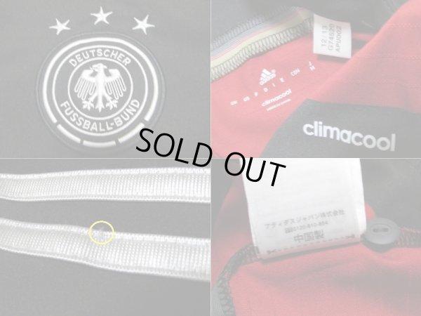 画像3: ドイツ代表 2014/15 アウェイ ユニフォーム Mサイズ adidas