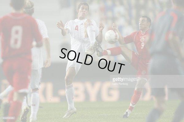 画像4: デンマーク代表08/10(A)ダニエル・アッガー ユニフォーム 選手用ストック放出品 L adidas