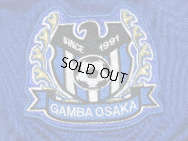 画像3: ガンバ大阪#8  練習試合用? 選手支給品