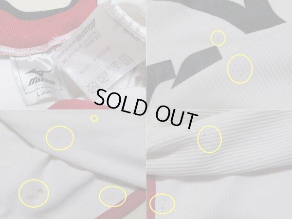 画像4: Jリーグユース選抜#4 トレーニングシャツ 選手支給品 L