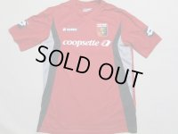 ジェノア12/13 トレーニングシャツ プリマべーラ選手支給品 L lotto