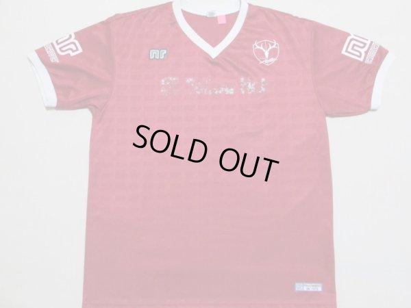 画像1: 鹿島アントラーズ トレーニングシャツ 選手支給品 XO ennerre