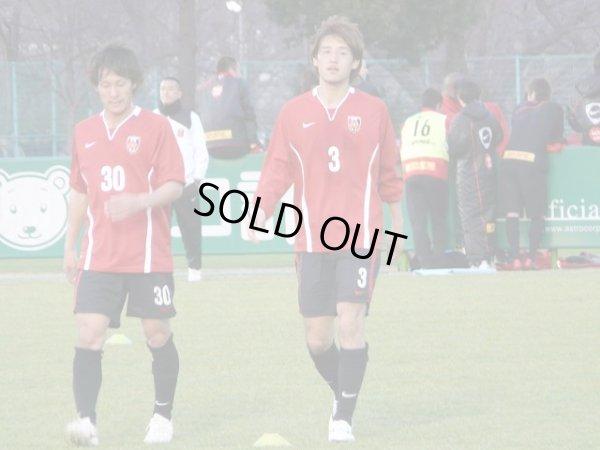 画像5: 浦和レッズ09#31(橋本真人) 練習試合用ユニフォーム 選手支給品 XL nike