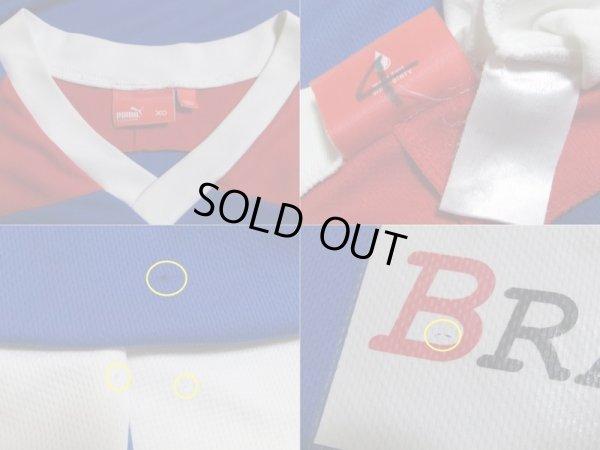 画像4: INAC神戸レオネッサ トレーニングシャツ 選手支給品 XO puma
