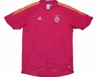 スペイン代表 2004/05 ホーム ユニフォーム  Mサイズ adidas