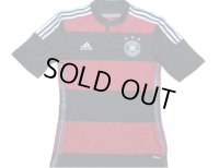 ドイツ代表 2014/15 アウェイ ユニフォーム Mサイズ adidas