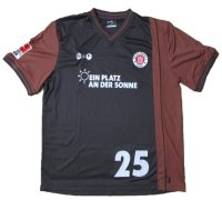 ザンクトパウリ 2010/11#25 トレーニングシャツ マティアス・ハイン 選手実使用 Lサイズ DO YOU FOOTBALL
