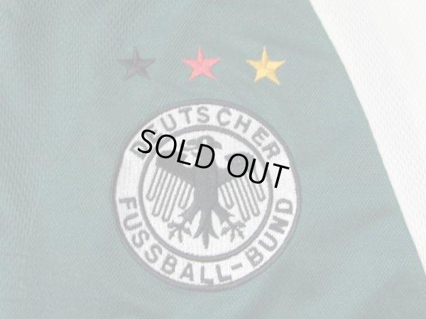 画像3: ドイツ代表 2000/02 アウェイ ユニフォーム Lサイズ adidas