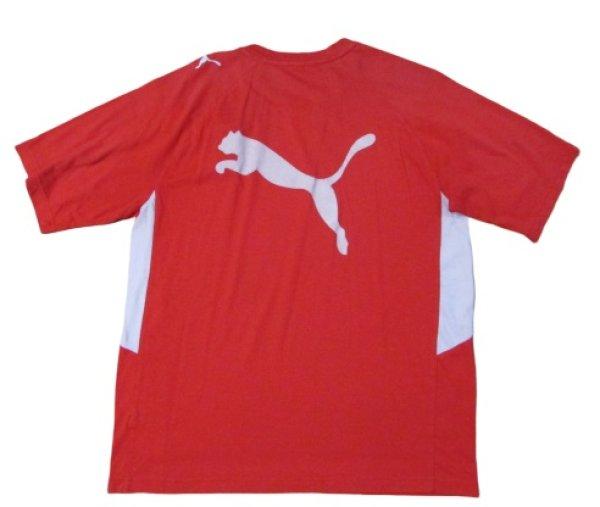 画像2: フォルトゥナ・デュッセルドルフ 2010/11 トレーニングシャツ #15 パトリック・ズンディ 選手実使用 Mサイズ puma