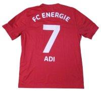 エネルギー・コットブス 2011/12 ホーム ユニフォーム アディ・フィリホ 選手実支給品 Lサイズ umbro