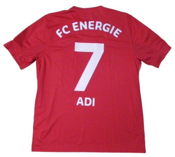 画像1: エネルギー・コットブス 2011/12 ホーム ユニフォーム アディ・フィリホ 選手実支給品 Lサイズ umbro