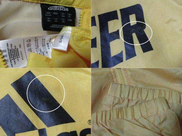画像4: アルビレックス新潟 2007 ジャケット ボランティアスタッフ支給品 XOサイズ adidas