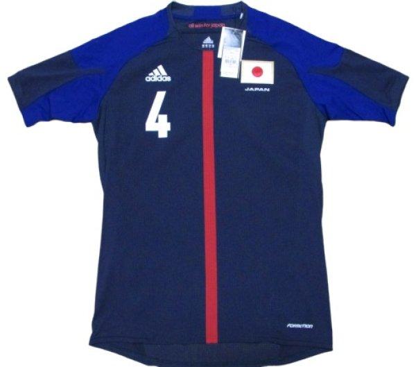 画像2: 日本代表 2012 ホーム ユニフォーム 酒井宏樹 市販選手用(オーセンティック)  ロンドンオリンピック用 Lサイズ  adidas