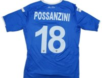 ブレシア 2010/11 ホーム ユニフォーム ダビデ・ポッサンツィーニ 選手支給品 L?サイズ mass