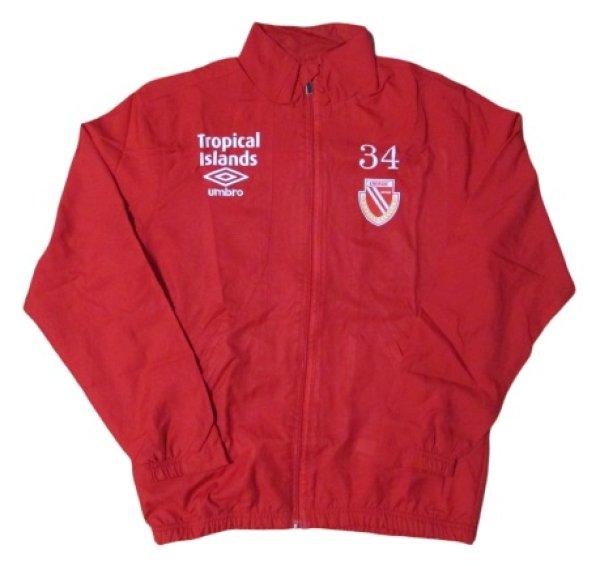 画像1: エネルギー・コットブス 2012/13 トレーニングジャケット #34 Mサイズ 選手実支給品 umbro