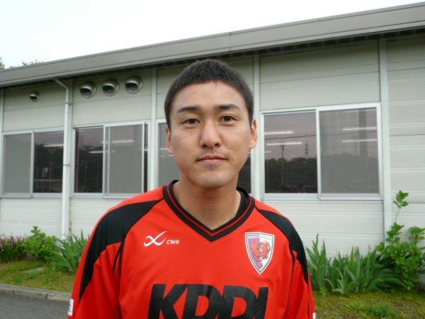 画像4: 京都サンガ 2009?トレーニングシャツ  選手支給品 Lサイズ cw-x