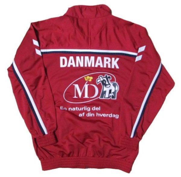 画像2: デンマーク代表 1999? ジャージ 選手支給品 Mサイズ hummel