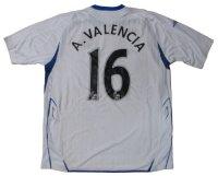 ウィガン・アスレチック 2007/08 アウェイ ユニフォーム アントニオ・バレンシア XLサイズ umbro