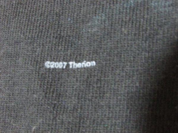 画像3: Therion Tシャツ 2007? Lサイズ オフィシャル品