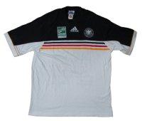 ドイツ代表 1998/00 トレーニングTシャツスタッフ支給品? Mサイズ adidas