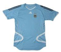 アルゼンチン代表 2005/06 トレーニングシャツ Mサイズ adidas