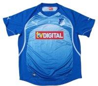 ホッフェンハイム 2011/12 トレーニングシャツ アンドレアス・ベック 選手実使用品 Lサイズ puma