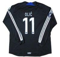 ハンブルガーSV 2007/08 アウェイ ユニフォーム イヴィツァ・オリッチ 選手支給品 XLサイズ adidas